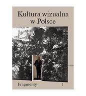Kultura wizualna w Polsce. Tom 1. Fragmenty