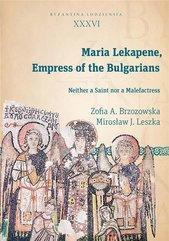 Maria Lekapene, Empress of the Bulgarians