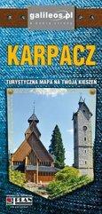 Mapa kieszonkowa - Karpacz