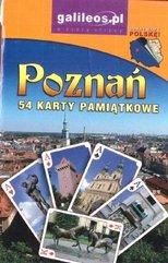 Karty pamiątkowe - Poznań