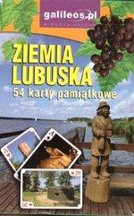 Karty pamiątkowe - Ziemia Lubuska