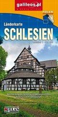 Mapa - Schlesien