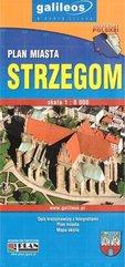 Plan miasta - Strzegom/Gmina Strzegom 1:8 000