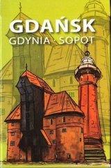 Karty pamiątkowe - Gdańsk, Gdynia, Sopot