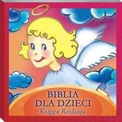 Biblia dla dzieci. Księga rodzaju CD