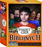 Pakiet gier biblijnych (2 DVD)