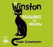 Kot Winston. Polowanie na rabusiów audiobook