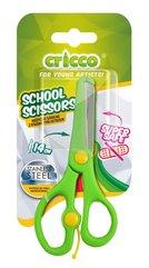 Nożyczki szkolne z osłoniętym ostrzem 14cm CRICCO
