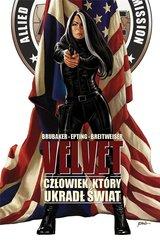 Velvet T.3 Człowiek, który ukradł świat
