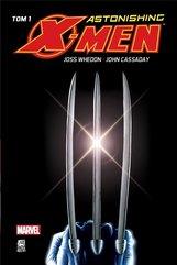 Astonishing X-Men T.1