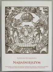 Najjaśniejszym katalog starodruków