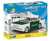 Cars Wartburg 353 Polizei
