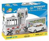 Cars Trabant 601 rocznica upadku Muru Berlińskiego