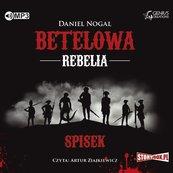Betelowa rebelia. Spisek audiobook