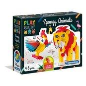 Play Creative Miękkie zwierzątka