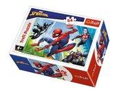 Puzzle 54 mini Czas na Spider-Mana 2 TREFL