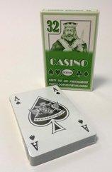 CASINO - karty do gry 32 karty Cartamundi