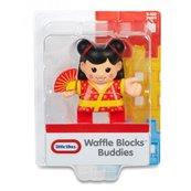 Waffle Blocks figurka Gejszy