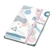 Notes Style Diament A5/96K HAPPY COLOR