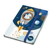Notes Space Kot A5/96K HAPPY COLOR