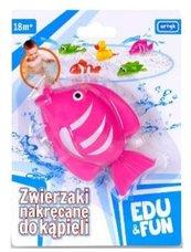 Zabawka do wody - Różowa Rybka Edu&Fun