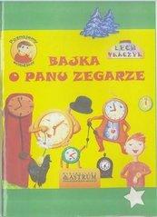 Bajka o Panu Zegarze + audiobook
