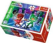 Puzzle 54 mini Pidżamersi Adventures 1 TREFL