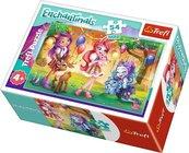Puzzle 54 mini Wesoły dzień Enchantimals 4 TREFL