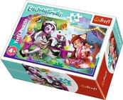 Puzzle 54 mini Wesoły dzień Enchantimals 2 TREFL