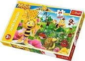 Puzzle 24 maxi W świecie pszczółki Mai TREFL