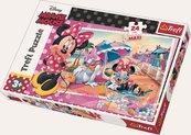 Puzzle 24 maxi Wakacje Minnie TREFL