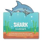 Zwierzęca zakładka do książki - Shark - Rekin