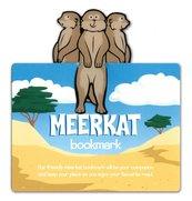 Zwierzęca zakładka do książki Meerkat - Surykatka
