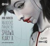 Paradoks marionetki. Sprawa Klary B. audiobook