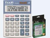 Kalkulator biurowy 12-pozycyjny TR-2245 TOOR
