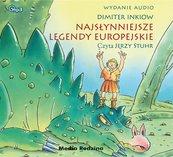 Najsłynniejsze legendy europejskie audiobook
