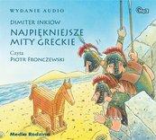 Najpiękniejsze mity greckie audiobook