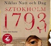 Sztokholm 1793. Audiobook