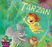 Bajeczki pioseneczki: Tarzan + CD