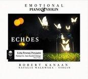 Echoes - Emotional Piano & Violin CD
