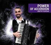 Dmitry Korsak - Power of Accordion CD