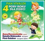 Pan Vivaldi - Cztery Pory Roku dla dzieci CD
