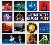 Wielkie Dzieła Klasyki - Balet (4CD)