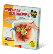 Wypukła Malowanka Kwiaty - Jaskry