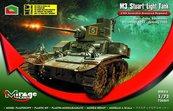 Czołg Lekki M3 Stuart