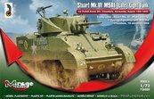 Czołg Lekki Stuart Mk.VI M5A1 późny