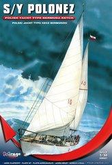 Jacht s/y Polonez Polski