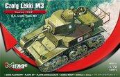 Czołg Lekki M3 Luzon 1942 Amerykański