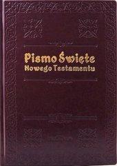 Pismo Święte Nowego Testamentu - reprint rękopisu