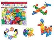 Klocki - puzzle 70 elementów